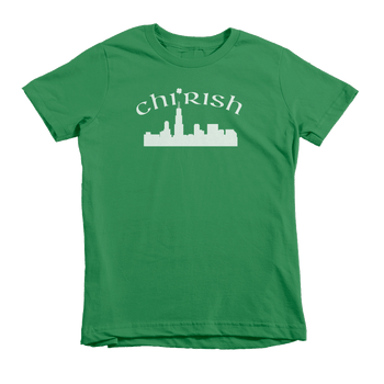 Chi Rish St. Patrick's Day The T-Shirt Deli, Co. Medium