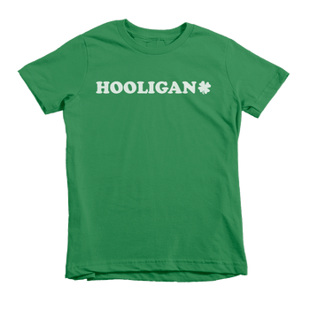 Hooligan St. Patrick's Day The T-Shirt Deli, Co. Extra Small