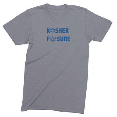 Kosher Fo'sure