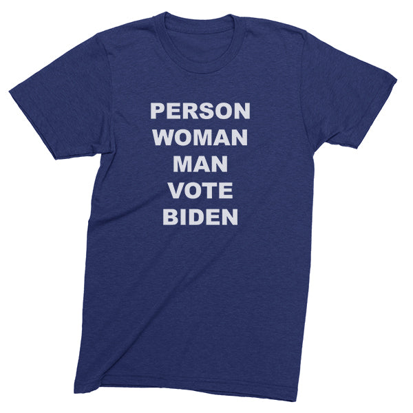 Person, Woman, Man, Vote, Biden