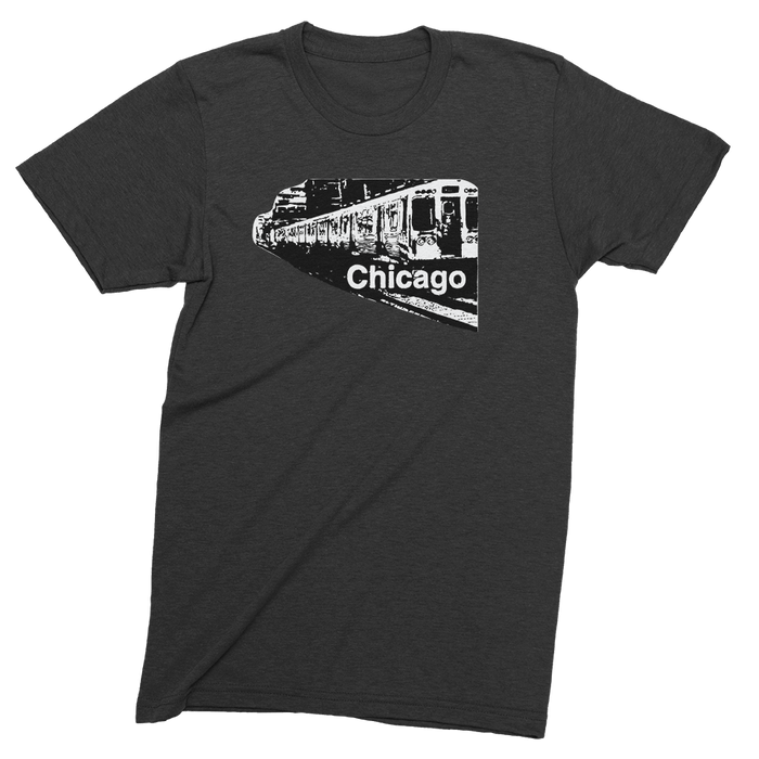 Mens/Unisex Chicago Train
