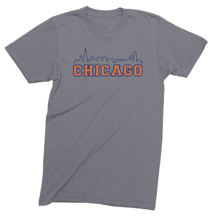 Mens/Unisex Chicago Skyline