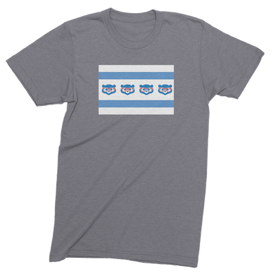 Mens/Unisex Chicago Cubs Flag