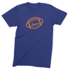 Mens/Unisex Bears Football Mens Crew The T-Shirt Deli, Co. EXTRA SMALL