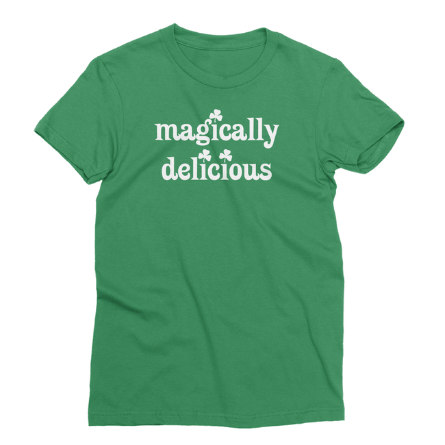 Magically Delicious St. Patrick's Day The T-Shirt Deli, Co. EXTRA LARGE