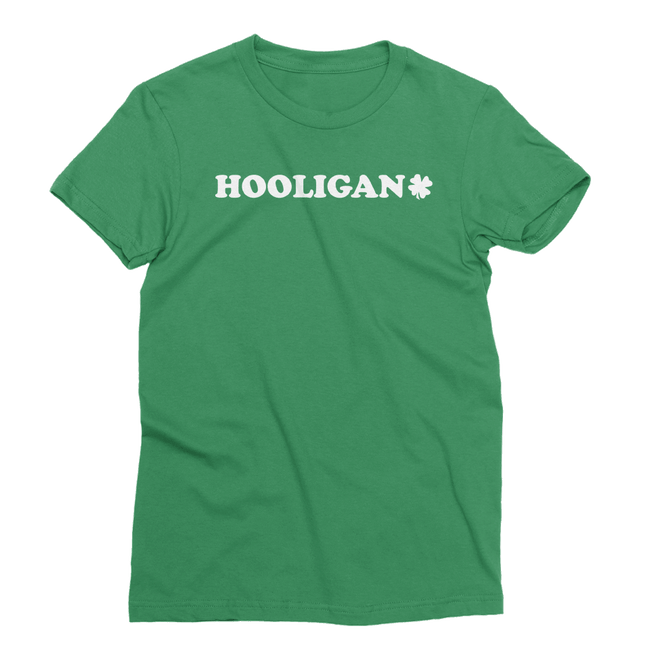 Hooligan St. Patrick's Day The T-Shirt Deli, Co. MEDIUM