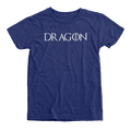 Kids tri-orchid track shirt with Dragon