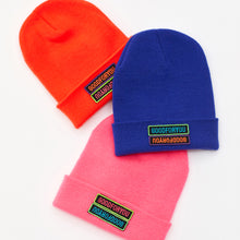 Load image into Gallery viewer, GOOD NEON BEANIE