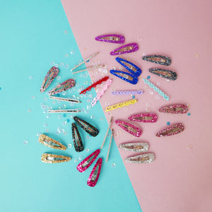 KIRA KIRA SPARKLE HAIR PIN SET