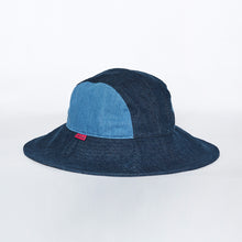Load image into Gallery viewer, DENIM ON DENIM SUNHAT