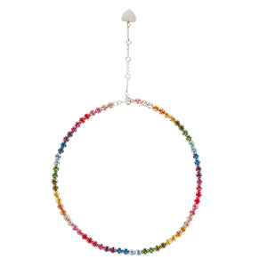 RAINBOWISGOOD CHOKER