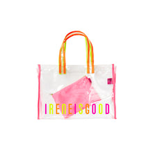 Load image into Gallery viewer, BUBBLE POP NEON PVC BAG