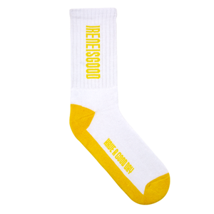 IRENEISGOOD LOGO SOCK SET
