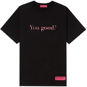 HOLIDAY YOU GOOD T [PINK GLITTER]