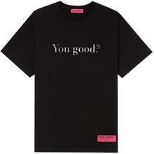 Load image into Gallery viewer, HOLIDAY YOU GOOD T [SILVER GLITTER]