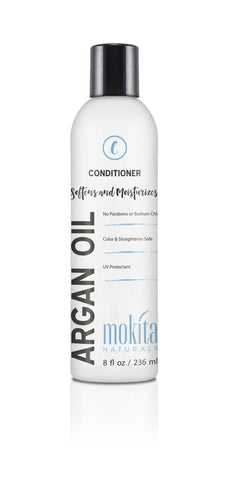 Mokita Naturals Argan Oil Conditioner