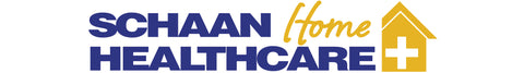 Schaan Home Healthcare Logo