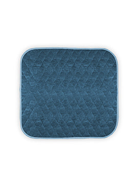 Priva™ Washable Seat Protector Pads Blue