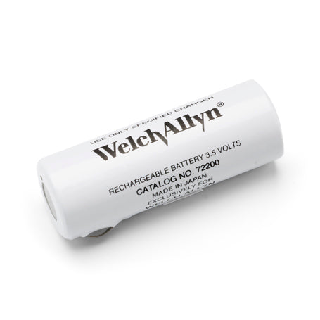 Welch Allyn-3.5-V-Nickel-Cadmium-Rechargeable-Battery-72200