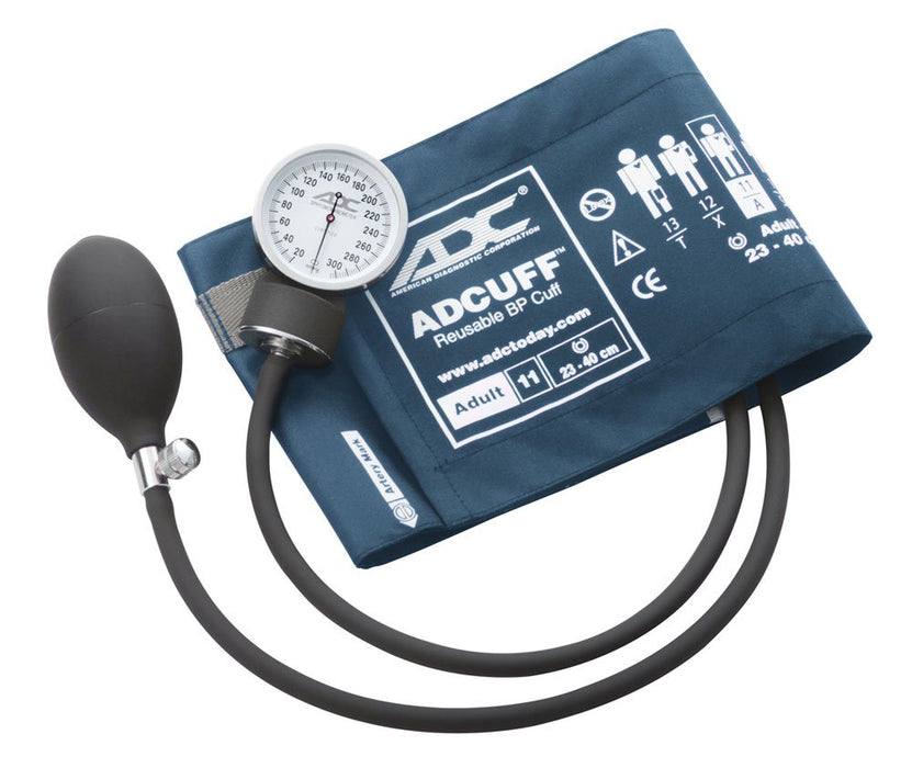 Prosphyg™ 760 Pocket Aneroid Sphyg Adult teal