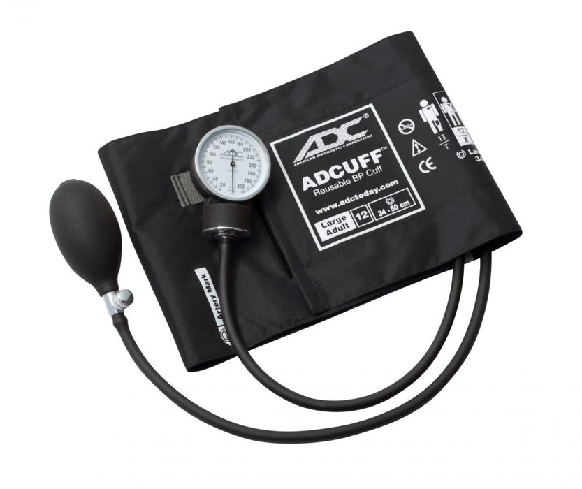 Prosphyg™ 760 Pocket Aneroid Sphyg Large Adult
