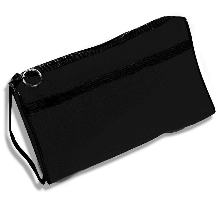 ADC® Premium Zipper Storage Case black