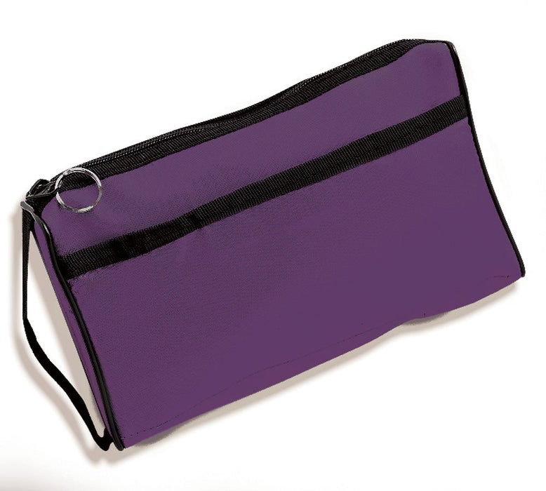 ADC® Premium Zipper Storage Case purple