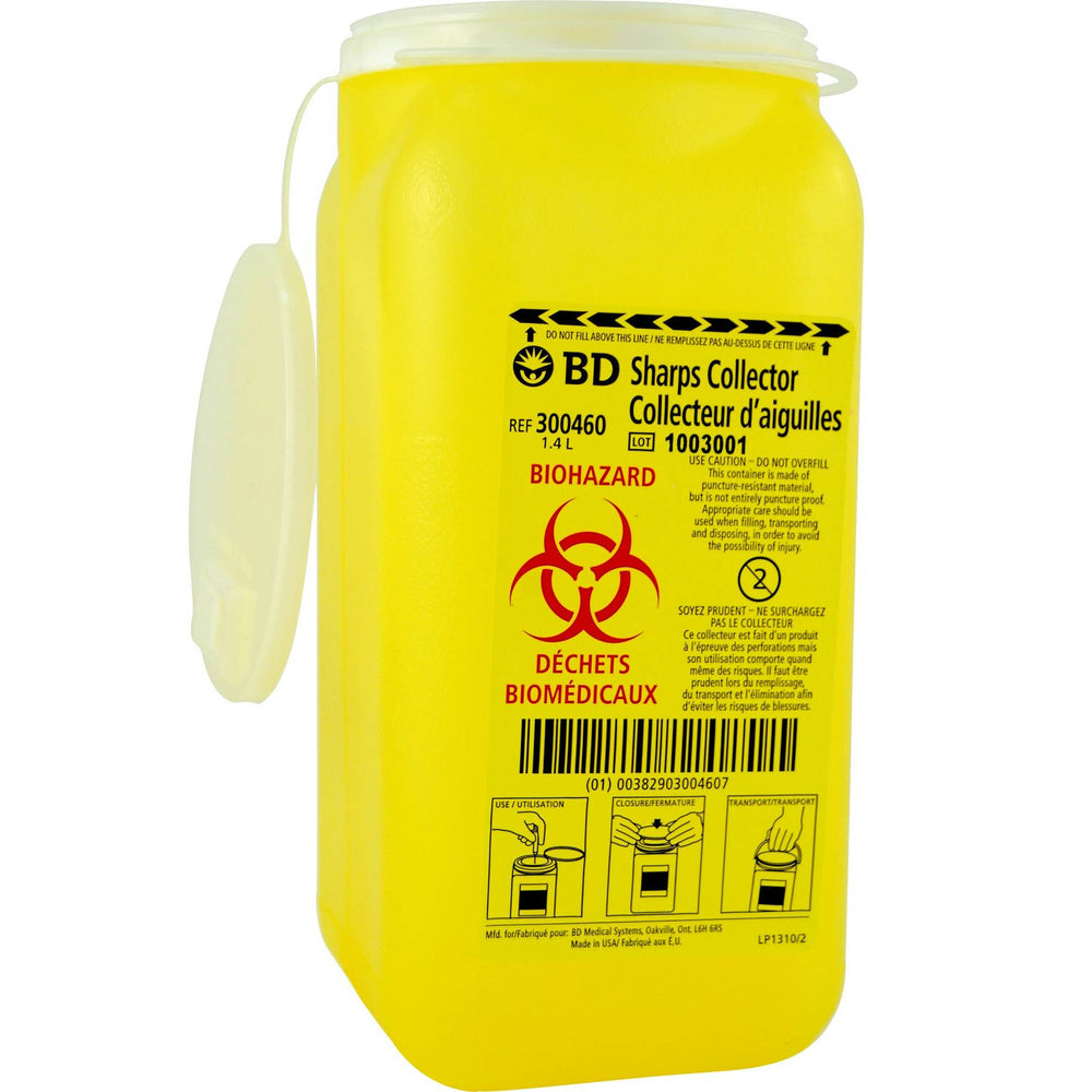 BD Sharps Container 300460