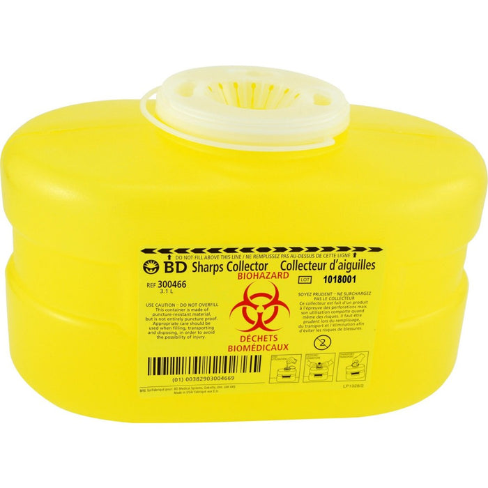 BD Sharps Container 300466