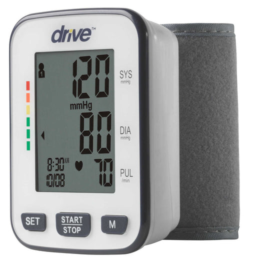 BP3200-Deluxe Automatic Wrist Blood Pressure Monitor-with-cuff