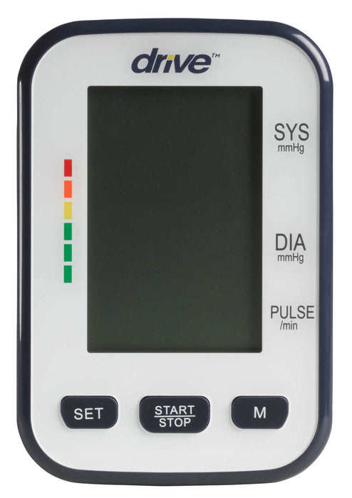 BP3400-Deluxe Automatic Upper Arm Blood Pressure Monitor
