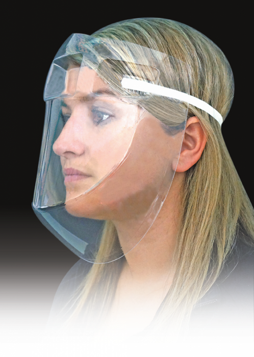 BetterShield™ 3D Contoured Splash Protection Mask