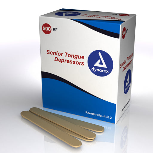 Dynarex-Tongue-Depressors-Senior-NS-4312