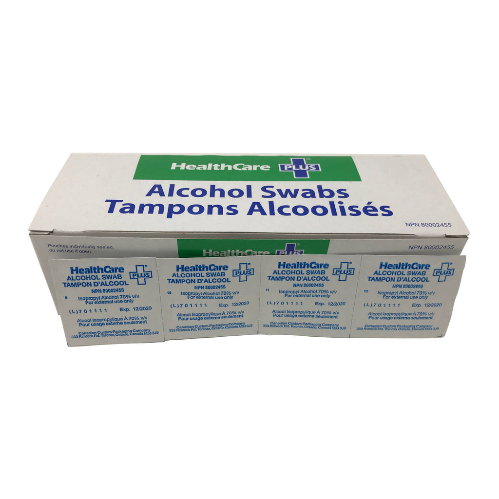 Healthcare Plus Alcohol Prep Pads Schaan Products Alkohol Swab