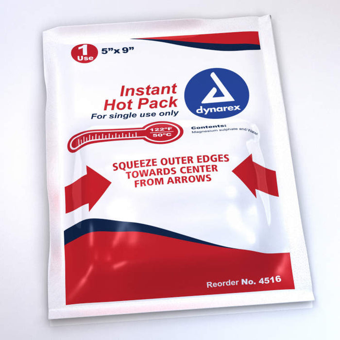 Instant Hot And Cold Packs 4516