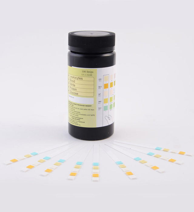 Rapid Response 5-Parameter Urinalysis Reagent Strip-U5.1-1S100_e