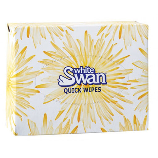 White Swan® 2-Ply Quick-Wipes