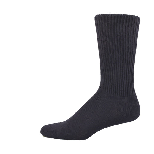 SIMCAN® Comfort Sock | Mid-Calf Diabetic Sock Black