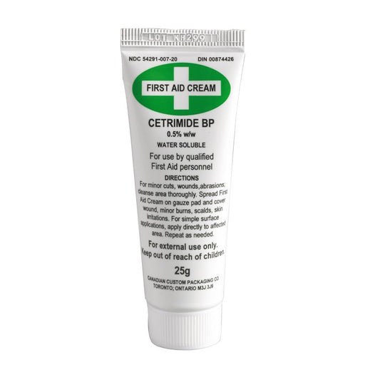 First Aid Cream (Cetrimide)