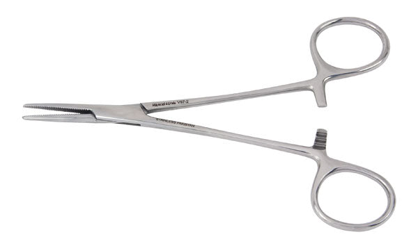 "VANTAGE Halsted Mosquito Forceps, 4-7/8"" (125mm), Straight"