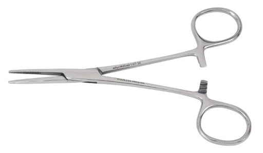 "VANTAGE Kelly Forceps, 5-1/2"" (141mm), Straight"