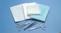 Minor Laceration Tray with Instruments 751
