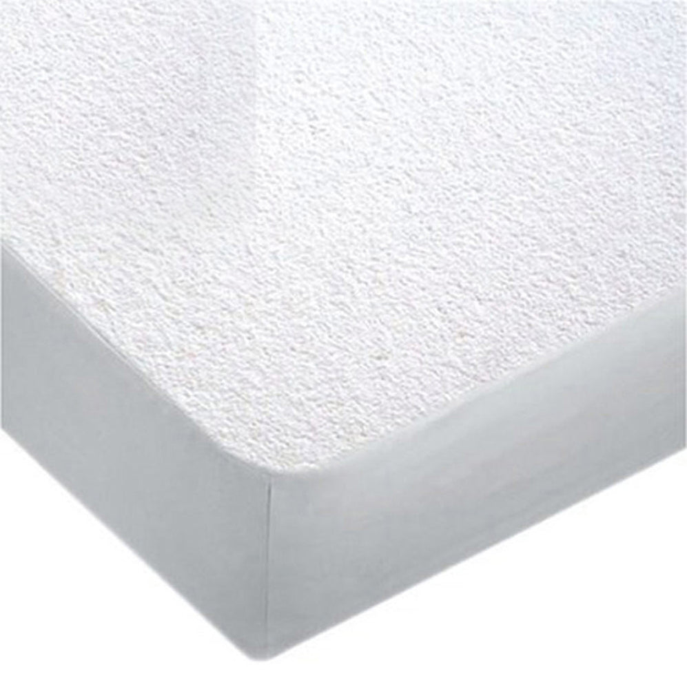 Priva Terry Waterproof Mattress Protectors