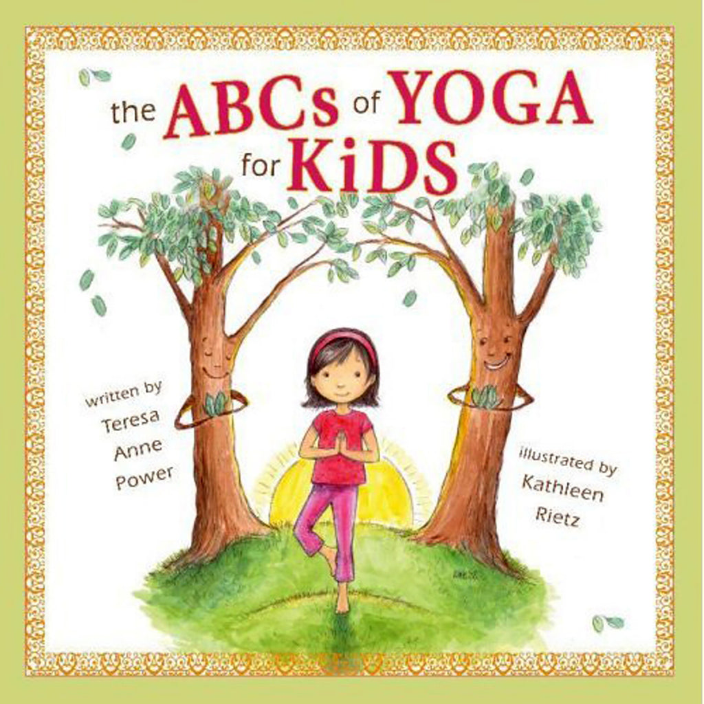 Abcs Of Yoga For Kids Paperback