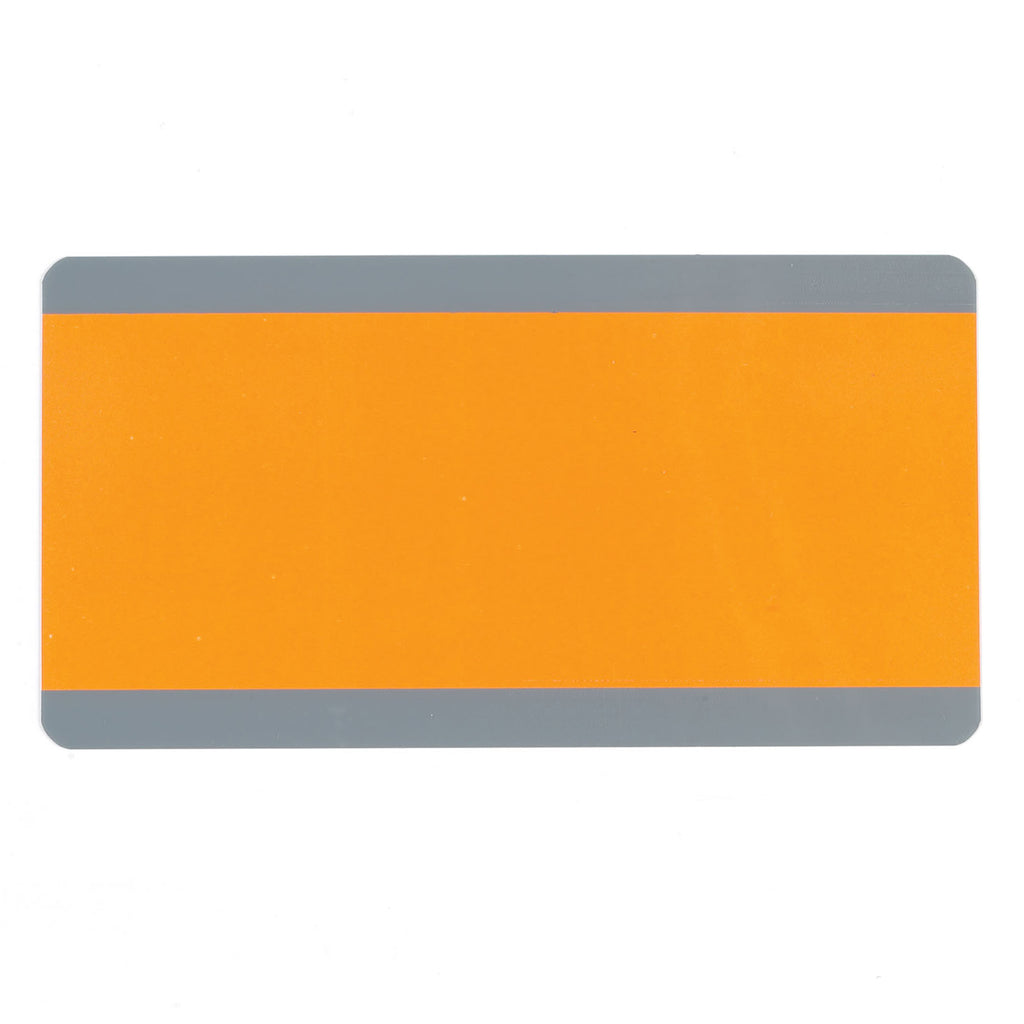 (12 Ea) Big Reading Guide Strips Orange