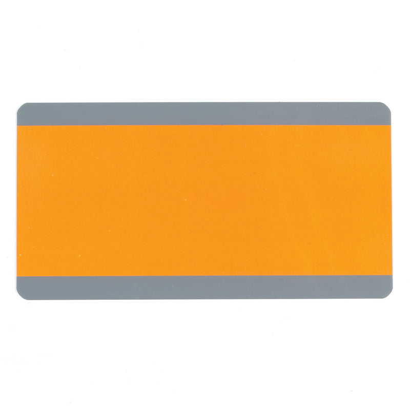 Big Reading Guide Strips Orange