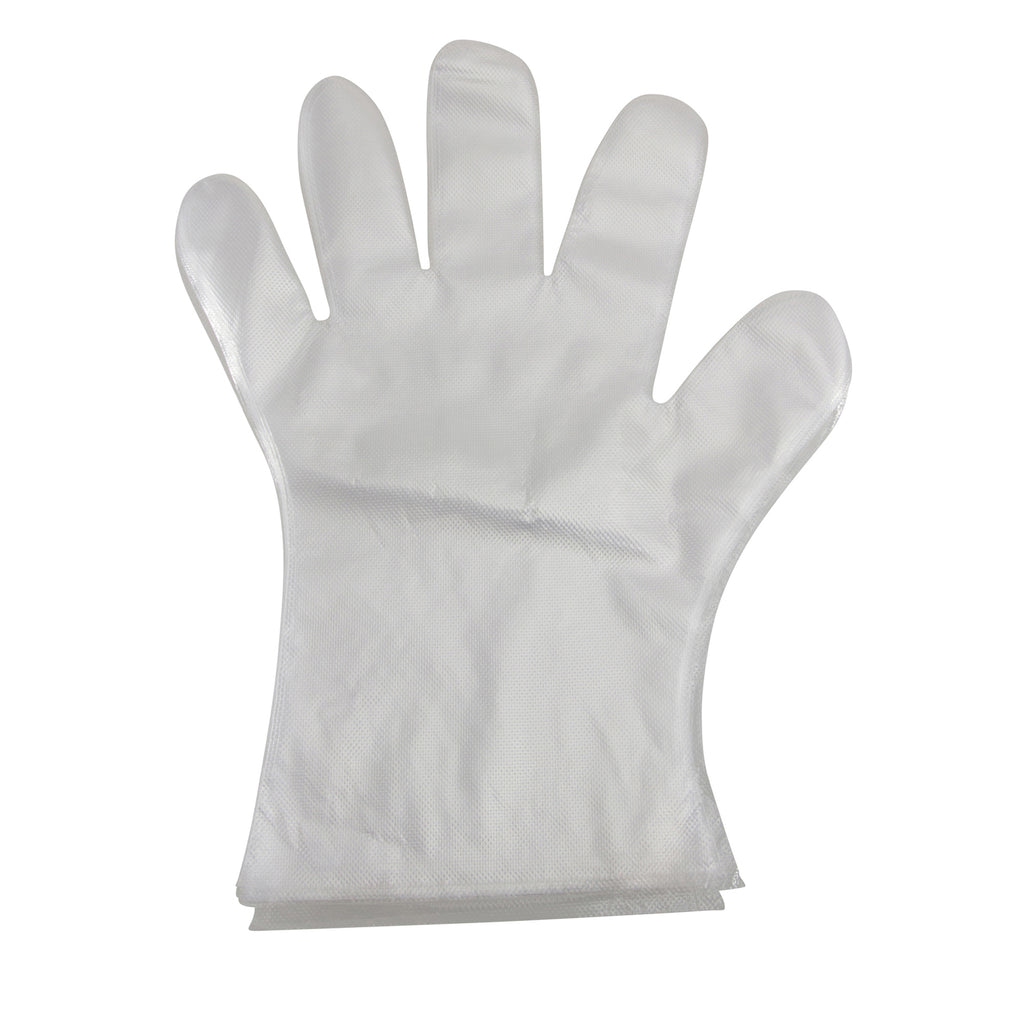 (6 Pk) Disposable Gloves 100 Per Bg