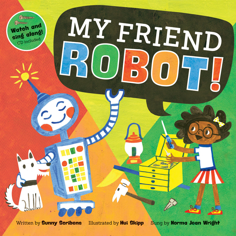 My Friend Robot