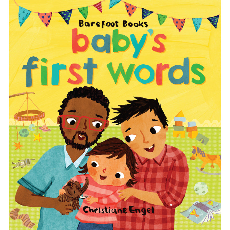 Baby's First Words Board Book