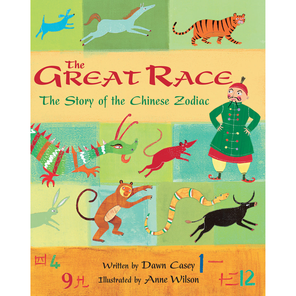 The Great Race The Story Of The Chinese Zodiac